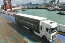 Atlantic Europe Express votre partenaire transport France Royaume Uni depuis Portsmouth